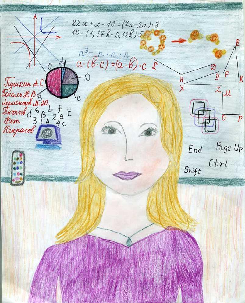 Детские рисунки к дню защитника
